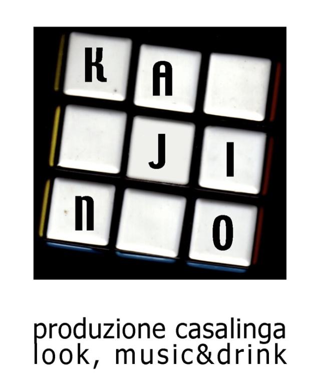 KAJINOproduzione casalingalook, music&drinkdi magmapadano e Patrizia Chiapparino